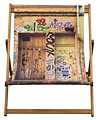 Brussels Doorway 1, Wideboy Deckchair