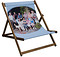 Personalised Wideboy Double Deckchair
