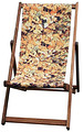 Golden Leaves Designer Deckchair