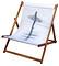 Surfer Wideboy Deckchair