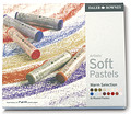 Artists' Soft Pastel 16 Set Warm Selection
