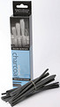 Willow Charcoal Assorted 10 Sticks