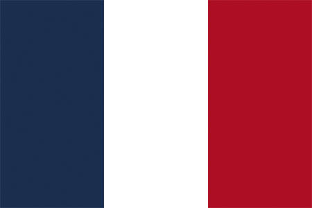 National flag of France - World Cup deckchair designs