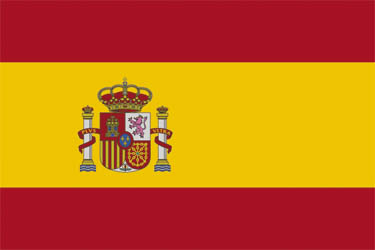 National flag of Spain - World Cup deckchair designs