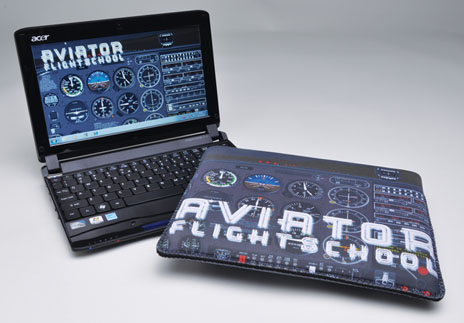 netbook cover- great christmas present idea