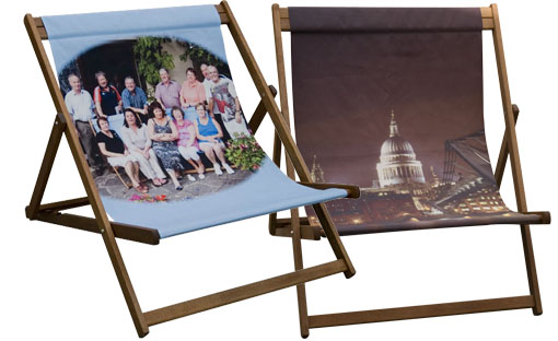 Wideboy deckchair double deck chair